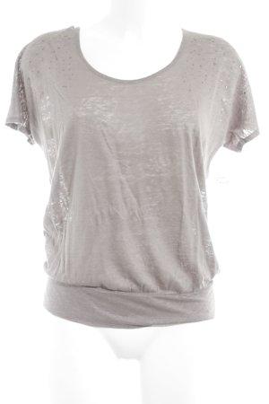 Comptoir des Cotonniers T-Shirt dunkelgrau Elegant
