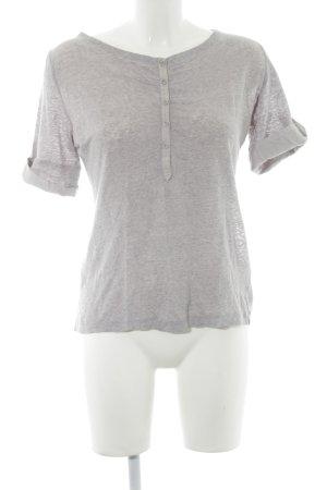 Comptoir des Cotonniers T-Shirt hellgrau Casual-Look