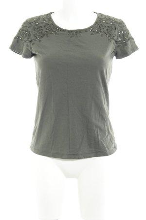 Comptoir des Cotonniers T-Shirt khaki Casual-Look