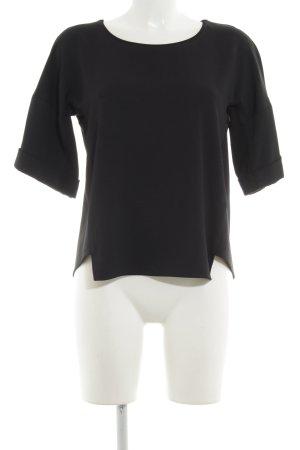 Comptoir des Cotonniers T-Shirt schwarz Brit-Look