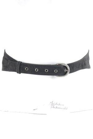 Comptoir des Cotonniers Taillengürtel schwarz schlichter Stil