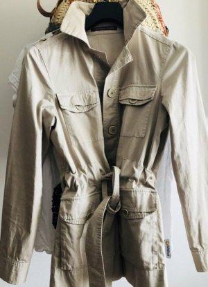 Comptoir des Cottoniers Trenchcoat Jacke kurz 36/38