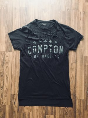 COMPTON Shirt Black
