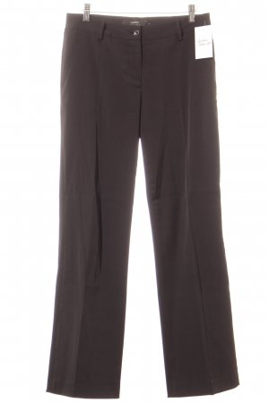 conbipel Bundfaltenhose schwarz Business-Look