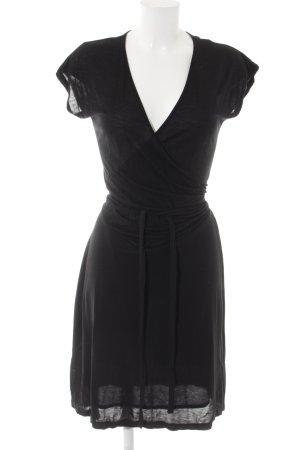 Concept K Jerseykleid schwarz Casual-Look