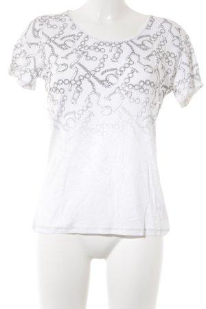 Concept K Print-Shirt mehrfarbig Casual-Look
