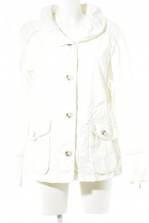 Concept UK Outdoor Jacket white casual look