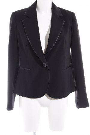 Concept UK Smoking-Blazer schwarz Business-Look