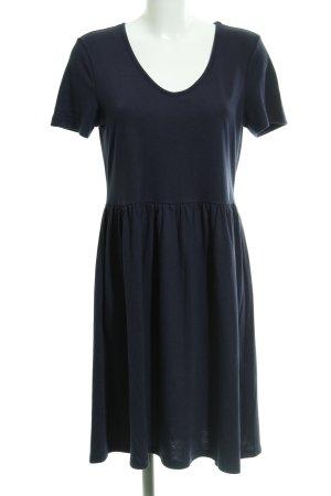 Conleys A-Linien Kleid dunkelblau