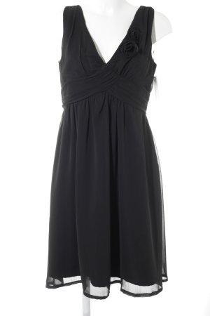 Conleys Abendkleid schwarz Elegant
