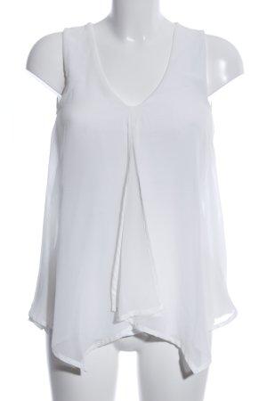 Conleys Sleeveless Blouse white business style