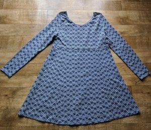 Conleys Blue Stiefelkleid Neuwertig