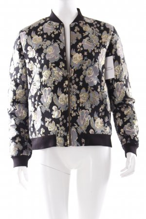 Conleys Bomber Jacket floral pattern street-fashion look