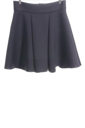 Conleys Flared Skirt blue business style