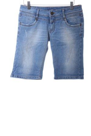 Conleys Jeansshorts blau Casual-Look