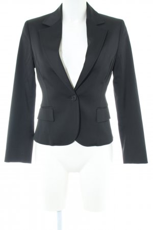 Conleys Jerseyblazer schwarz Business-Look