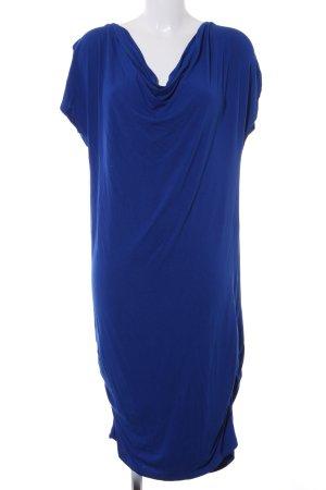 Conleys Jerseykleid blau Casual-Look