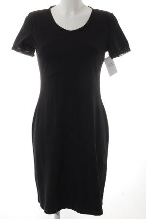 Conleys Jerseykleid schwarz Elegant