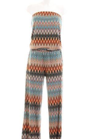 Conleys Jumpsuit abstraktes Muster Casual-Look
