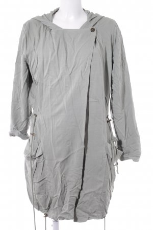 Conleys Hooded Coat sage green athletic style