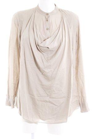 Conleys Langarm-Bluse ocker-camel Casual-Look
