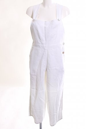Conleys Dungarees white casual look