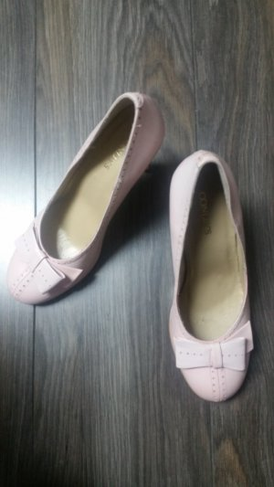 Conleys Mary Jane Pumps * rosa * Leder * Gr. 39