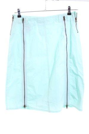 Conleys Midi Skirt turquoise casual look