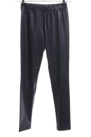 Conleys Drainpipe Trousers black casual look