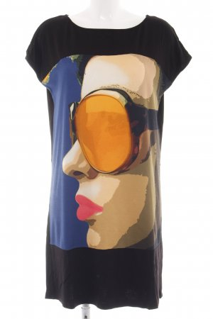 Conleys Shirtkleid Motivdruck Casual-Look