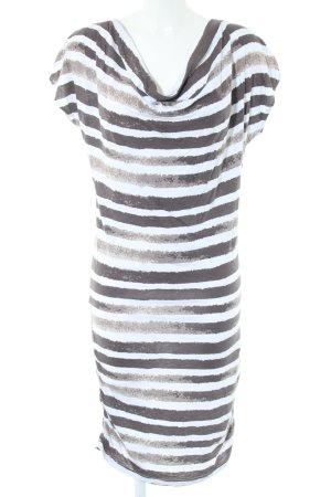 Conleys Shirtkleid Streifenmuster Casual-Look