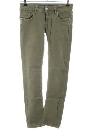 Conleys Slim Jeans khaki casual look