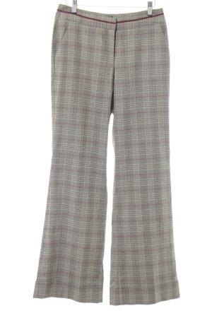 Conleys Jersey Pants check pattern business style