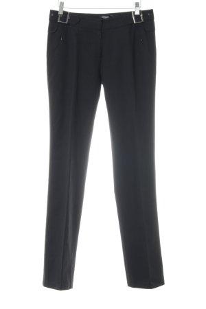 Conleys Stoffhose schwarz Elegant