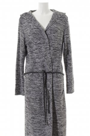 Conleys Knitted Coat black-white casual look