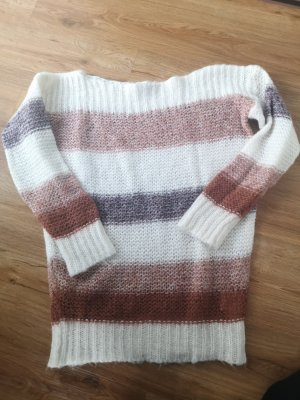 Conleys Coarse Knitted Sweater multicolored