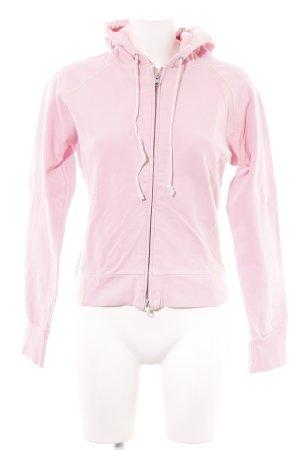Conleys Sweatjacke pink Casual-Look