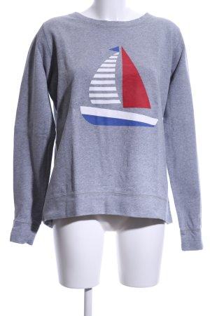 Conleys Sweatshirt mehrfarbig Casual-Look