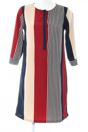 Conleys Tunic Dress striped pattern casual look