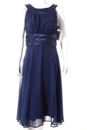 Connected Apparel Abendkleid dunkelblau Casual-Look