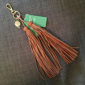 H&M Conscious Collection Porte-clés cognac-brun