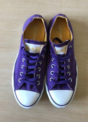 CONVERESE Lila Gelbe Low Top Sneakers
