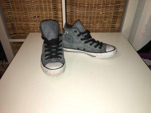 Converse Zapatillas azul acero-blanco