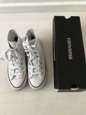 Convers,Chuck all star high top Sneaker,weiß,Gr 36,5
