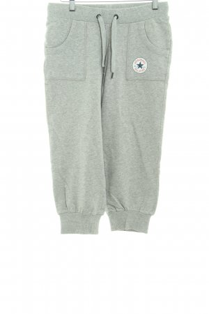 Converse 3/4 Length Trousers light grey simple style