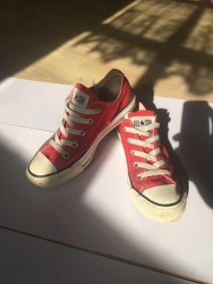 Converse Zapatilla brogue blanco-rojo