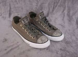 Converse Zapatillas gris oscuro