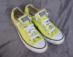Converse Zapatilla brogue amarillo