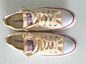 Converse All Star beige (Größe 37)