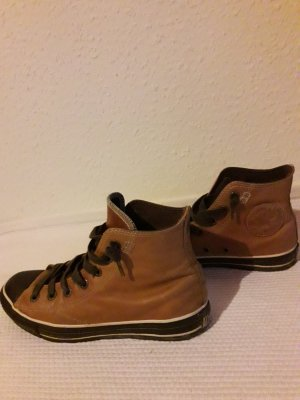 Converse Sneaker alta bronzo